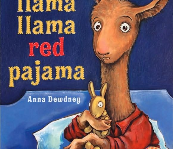 Pledge to Read and Llama Llama Red Pajama Giveaway