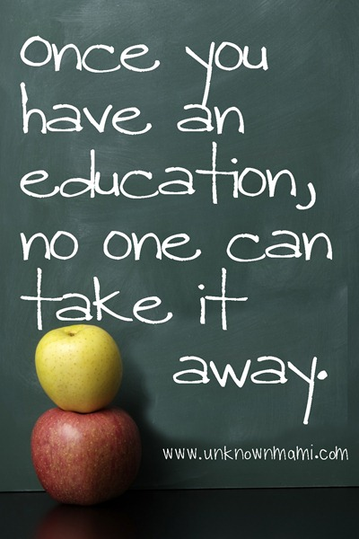 Importance Of Education Quotes. QuotesGram