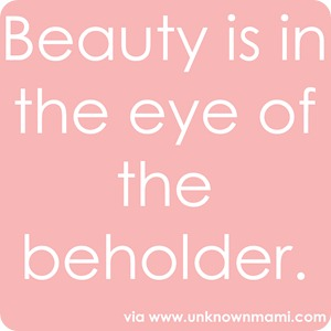 the best and worst topics for beauty is in the eye of the beholder the eye of the beholder