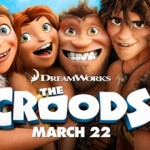 The Croods Movie Banner