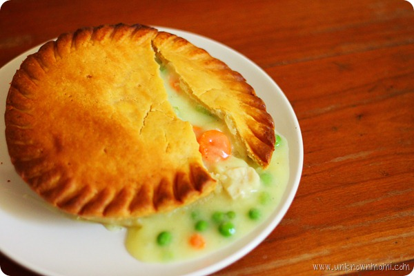 Chicken Pot Pie #MCPiDay