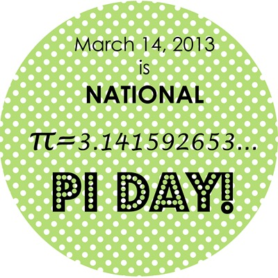 National_Pi_Day