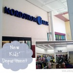 New Kids department at SF Nordstrom Rack