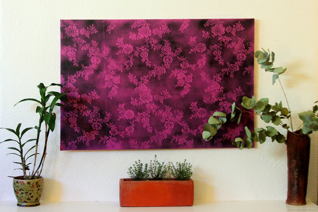 learn how to make spray paint art