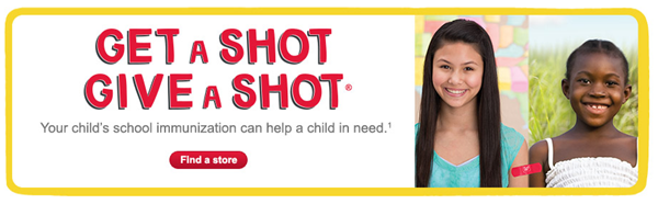 #GiveaShot #CollectiveBias