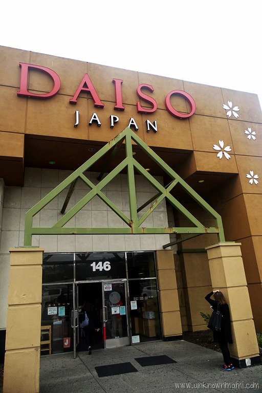 Daiso (Sundays In My City)