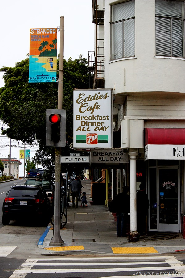 Eddie's Cafe on Divisadero