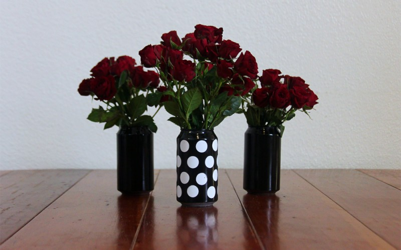 DIY: Aluminum Can Craft