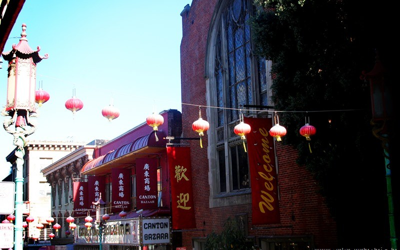 Chinatown, San Francisco (Sundays In My City)