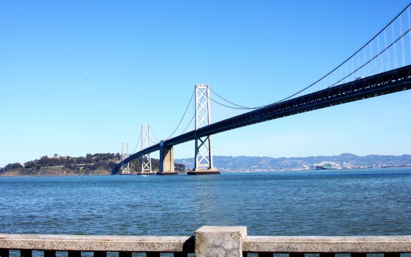 A Walk Along the Embarcadero (Sundays In My City)