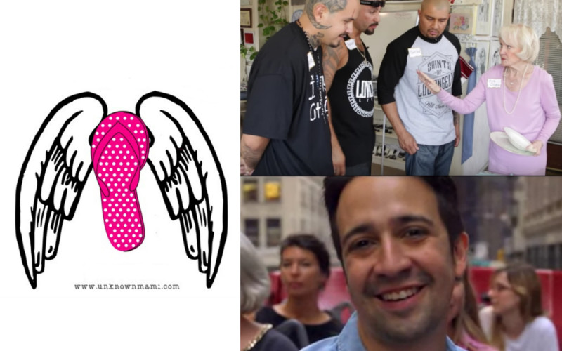 The Flying Chancla Report: Lin-Manuel Miranda Does Trump and Cholos Do Etiquette
