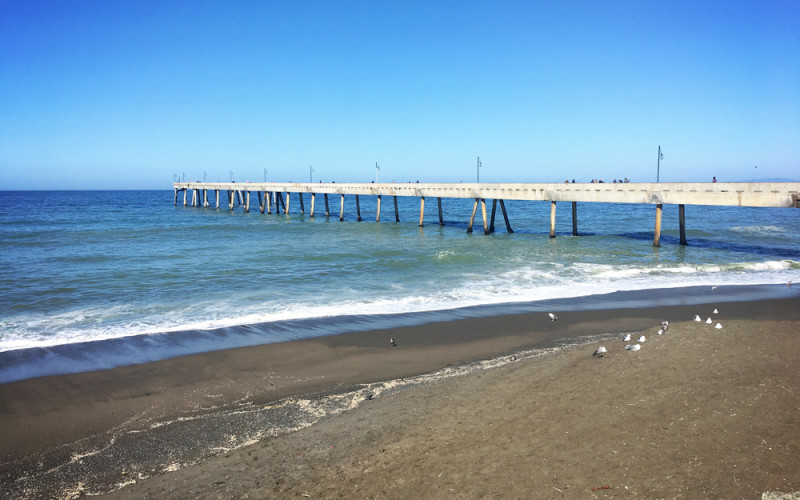 Pacifica Pier (Sundays In My City)