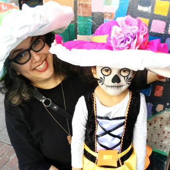 Day of the Dead Paper Hats