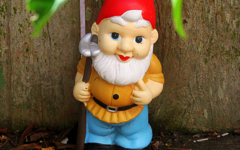 Gnome for the Holidays (Sundays In My City)