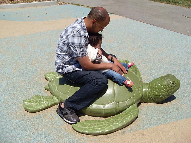 Koret Children's Playground (Sundays In My City)