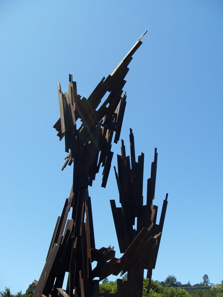 Sculpture in Sausalito