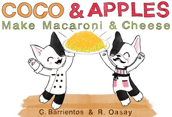Coco & Apples Make Macaroni & Cheese
