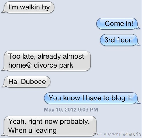 Divorce Park #autocorrectfail