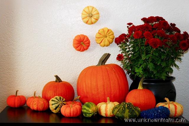 Bringing Autumn Indoors