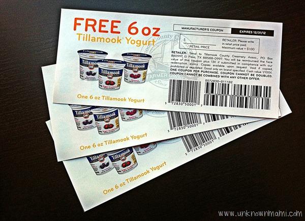 Tillamook-Yogurt