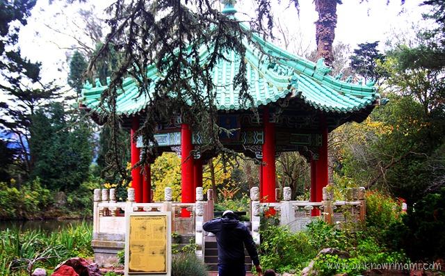 Golden Gate Pavilion (Sundays In My City)
