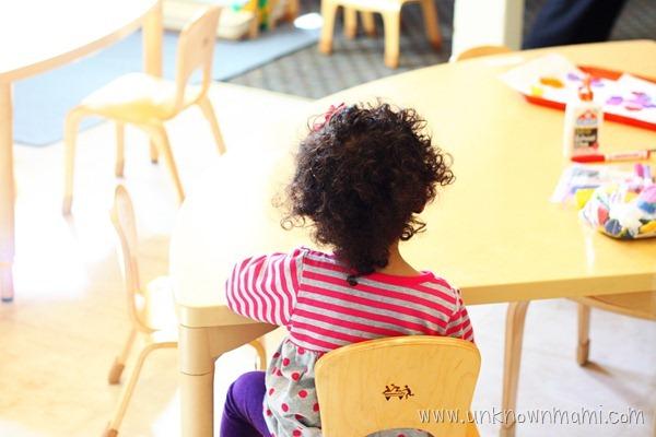 At-preschool