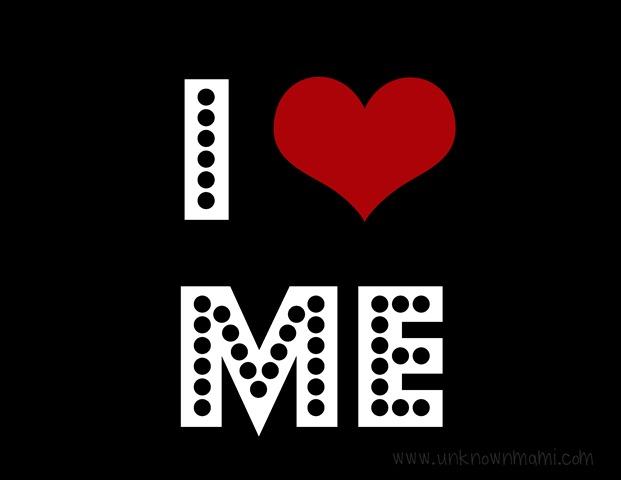 Love Thyself (Printable)