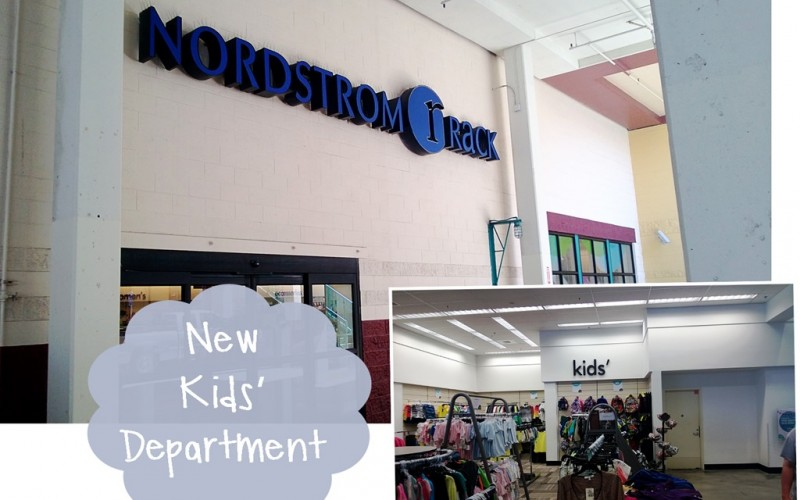 It's Never Too Late To Get New Clothes: Back to School Shopping at Nordstrom Rack