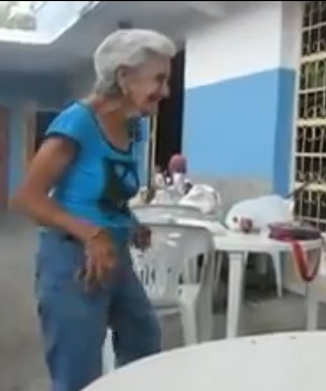 Sexy Salsa-Dancing Abuela Will Blow Your Mind