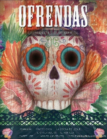 Free Bilingual Ebook for Day of the Dead