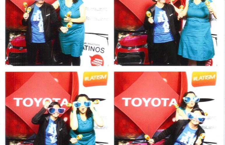 It Took a Village, You, and Toyota to Get Me to NYC for #TopBlogueras & #Latism13
