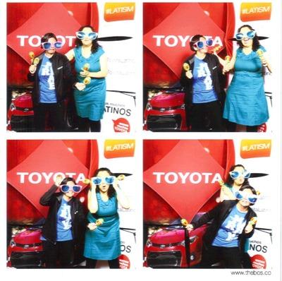 Toyota sponsored Latism13