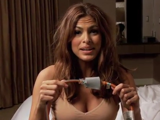 MUST SEE: Eva Mendes Sex Tape (VIDEO)