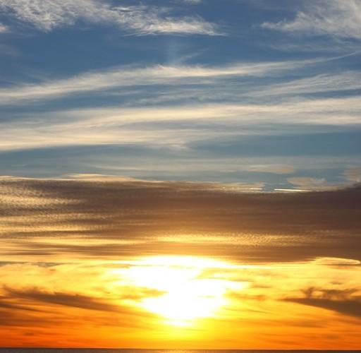 Sunset at Ocean Beach (Sundays In My City)