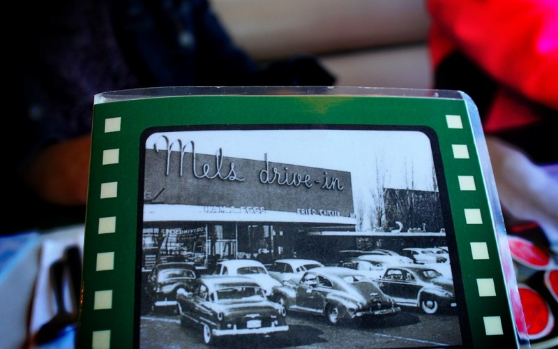 Mel's Drive-in (Sundays In My City)