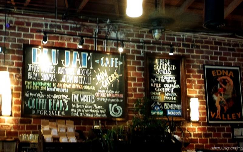 Blu Jam Café (Sundays In My City)