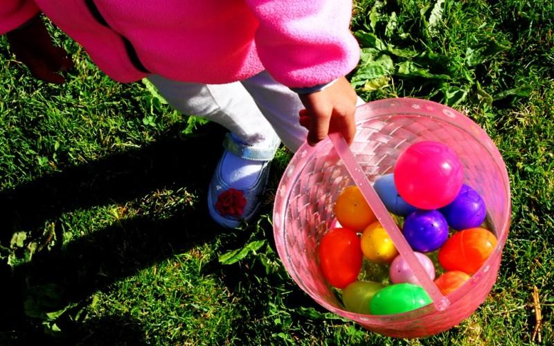 Duboce Park Egg Hunt (Sundays In My City)