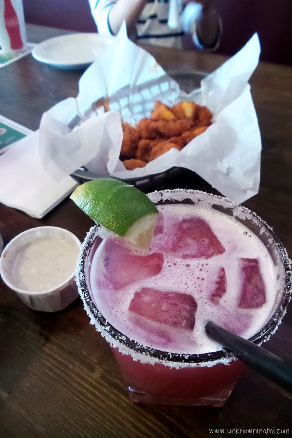 Hibiscus Margarita from The Office