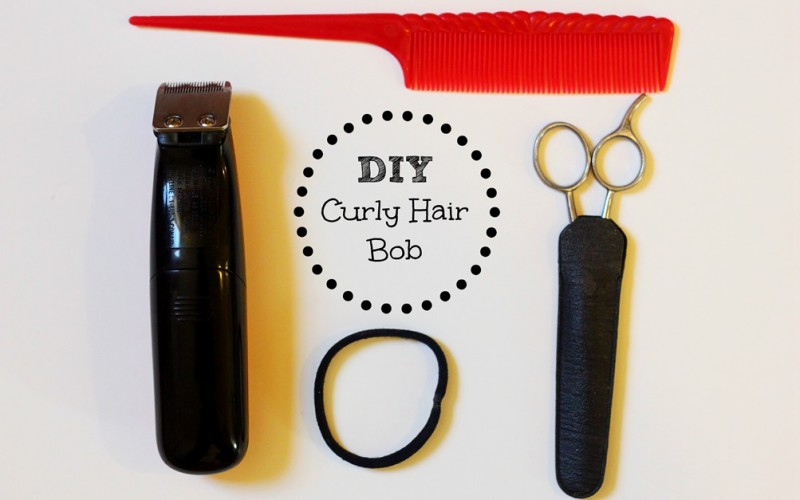 How to Give Yourself an A-Line Bob