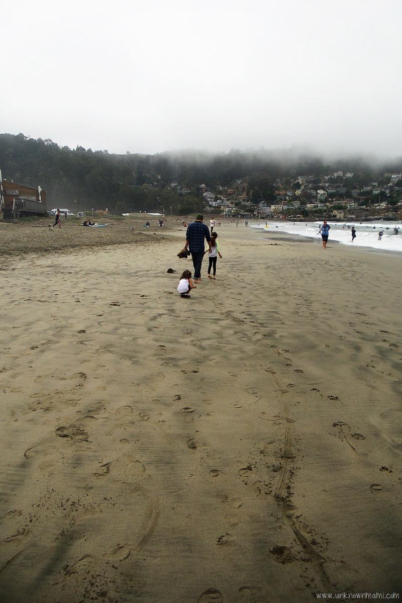 Pacifica Beach California