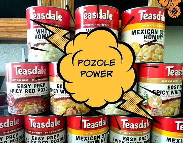 Red or White Pozole Problem Solved and a Giveaway