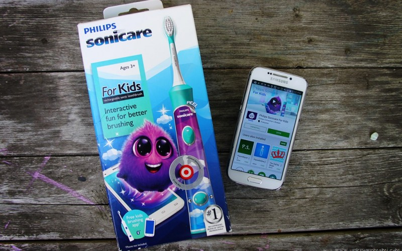 The Tooth Fairy Gave My Kid a Power Toothbrush