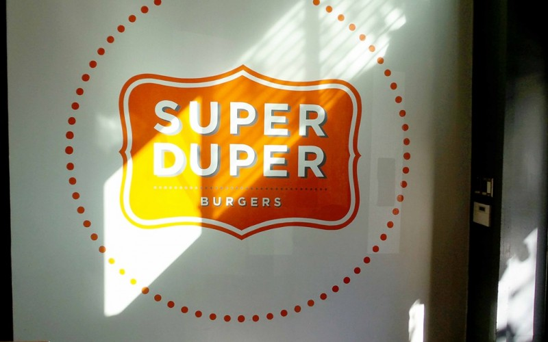 Super Duper Burgers (Sundays In My City)