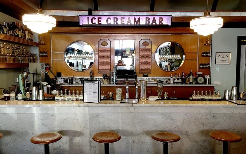 The Ice Cream Bar (Sundays In My City)