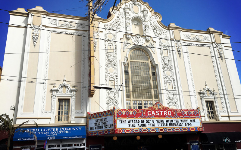 The Castro Theatre (Sundays In My City)