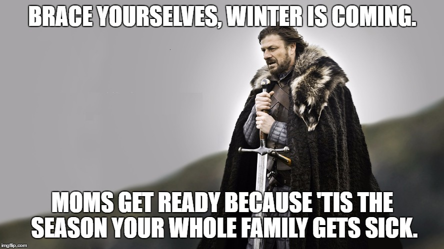 Winter is coming meme