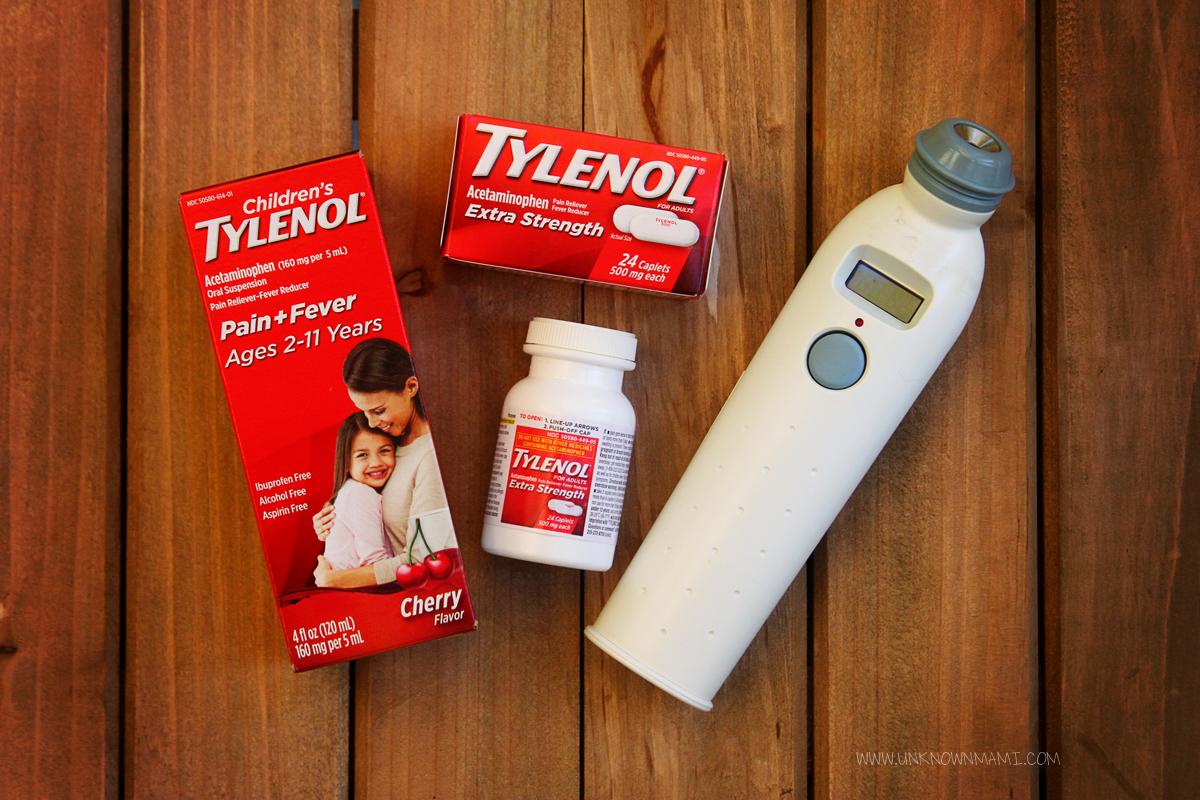 Tylenol Extra Strength and Children's Tylenol