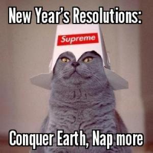 Resolution meme