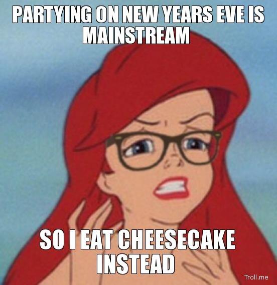 Cheesecake meme