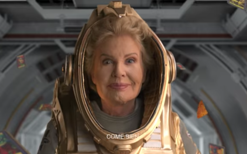 The Flying Chancla Report: Walter Mercado in This Doritos Commercial Is out of This World